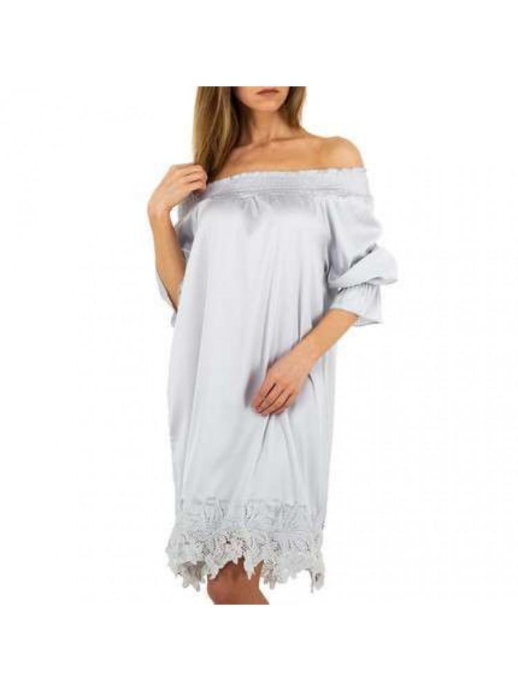 Pilka suknelė V