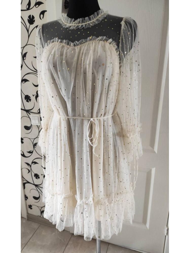 Nude suknelė m